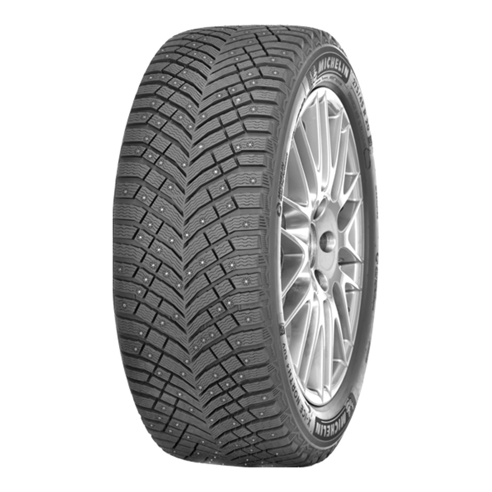 Зимняя шина MICHELIN X-Ice North 4 SUV 265/65 R18 114T фото