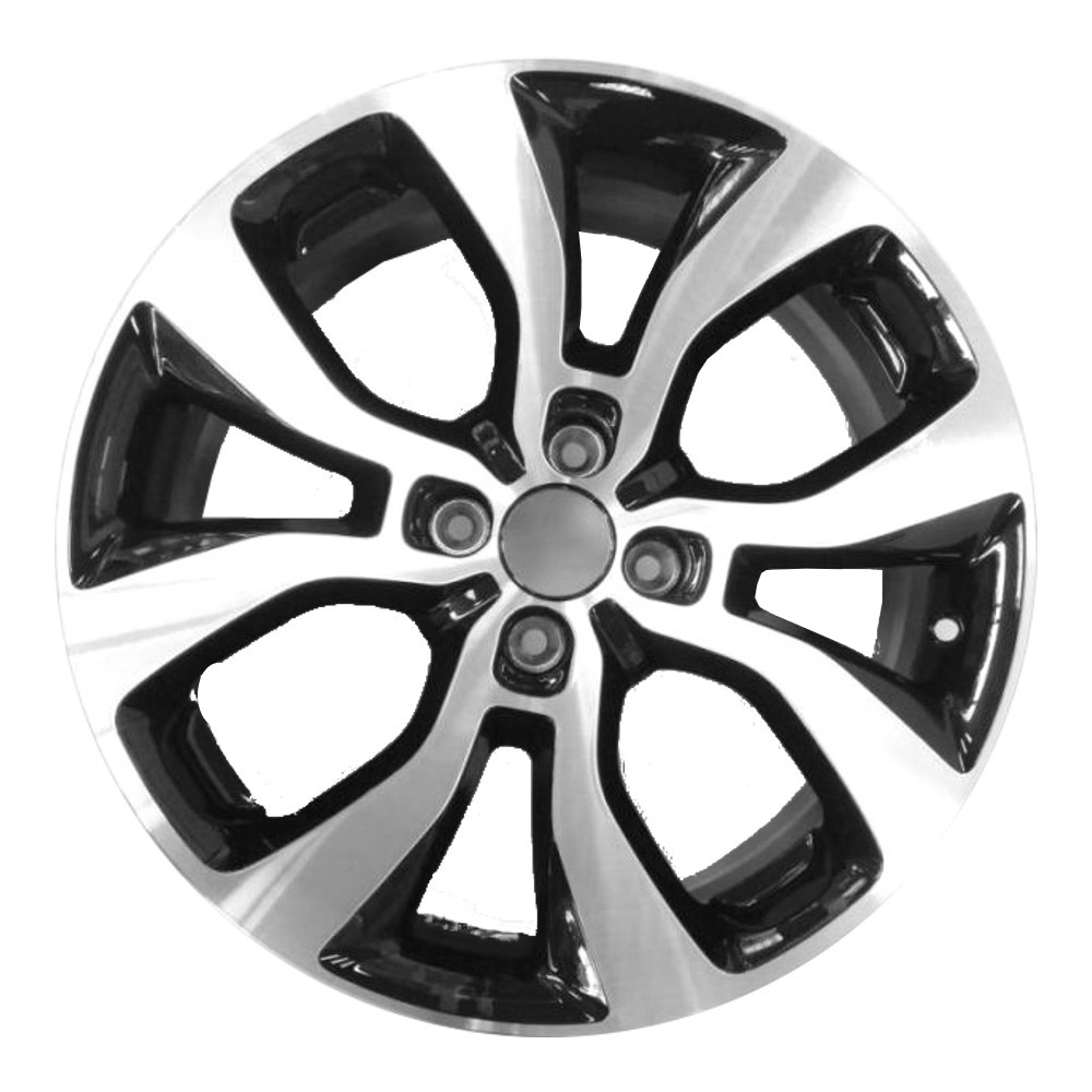 Литой диск СКАД Lada X-RAY (KL-296) 6x16/4*100 D60.1 ET41 Алмаз штампованный диск trebl x40933 p lada 6x16 4 100 d60 1 et41 black
