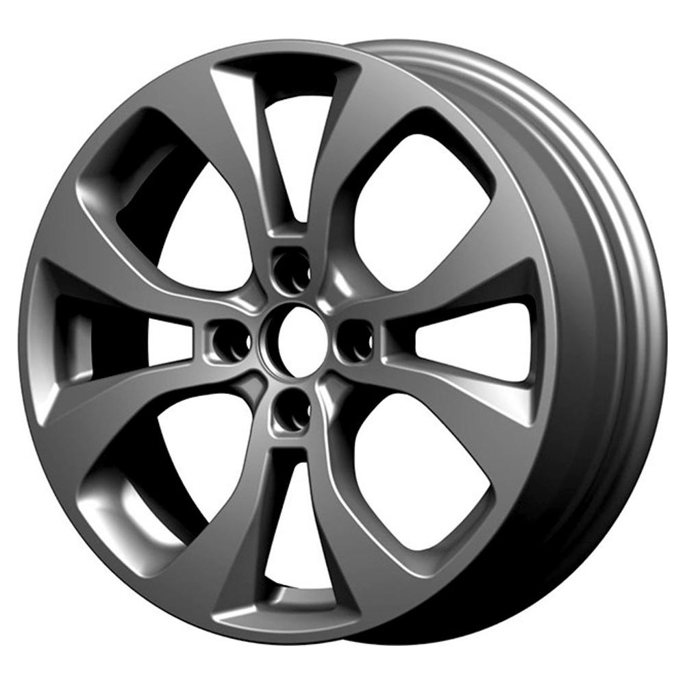 Литой диск СКАД Lada X-RAY (KL-296) 6x16/4*100 D60.1 ET41 Artic grey штампованный диск trebl x40933 p lada 6x16 4 100 d60 1 et41 black