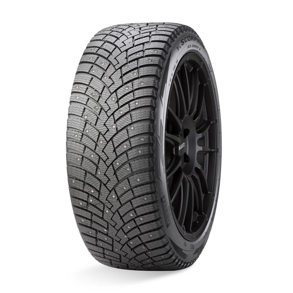 Зимняя шина Pirelli Scorpion Ice Zero 2 245/45 R20 103H летняя шина pirelli scorpion zero all season suv 245 45 r20 103h