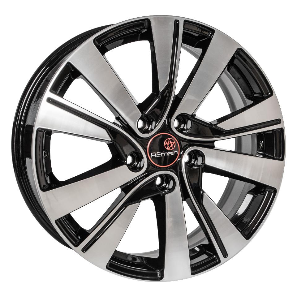 Фото - Литой диск Remain Mazda (R185) 7x17/5*114.3 D67.1 ET50 Алмаз-черный обвес для mazda cx 5 2011 2015