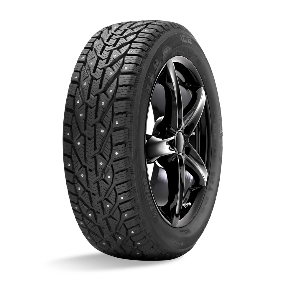 Зимняя шина Tigar ICE 195/55 R15 89T