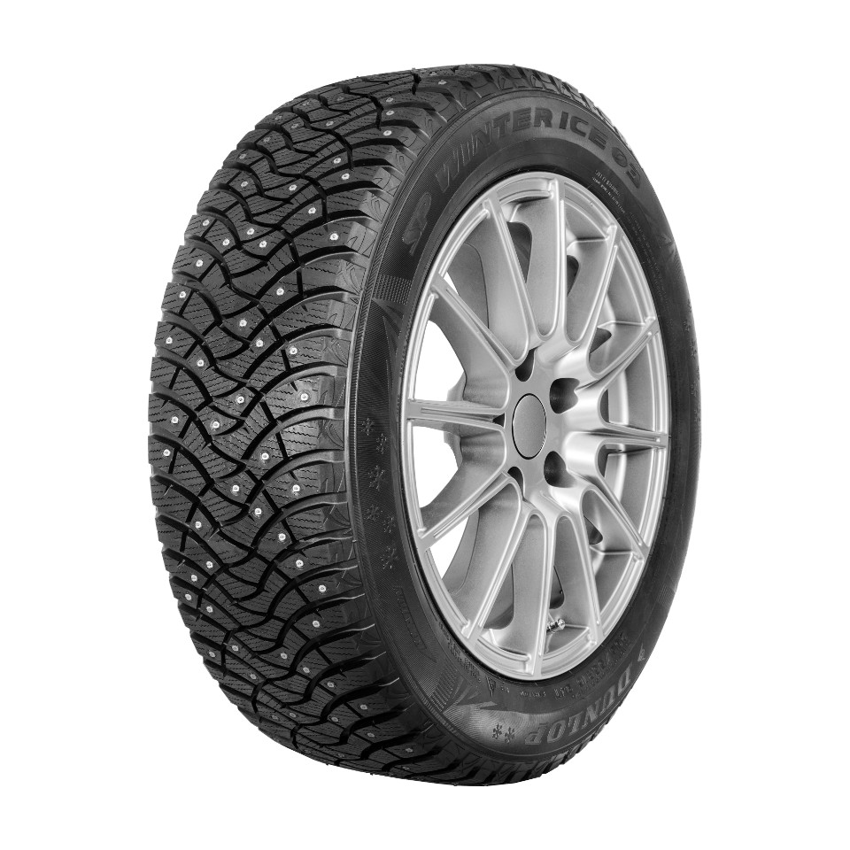 Зимняя шина Dunlop SP Winter Ice 03 185/65 R15 92T tigar ice 185 65 r15 92t зимняя