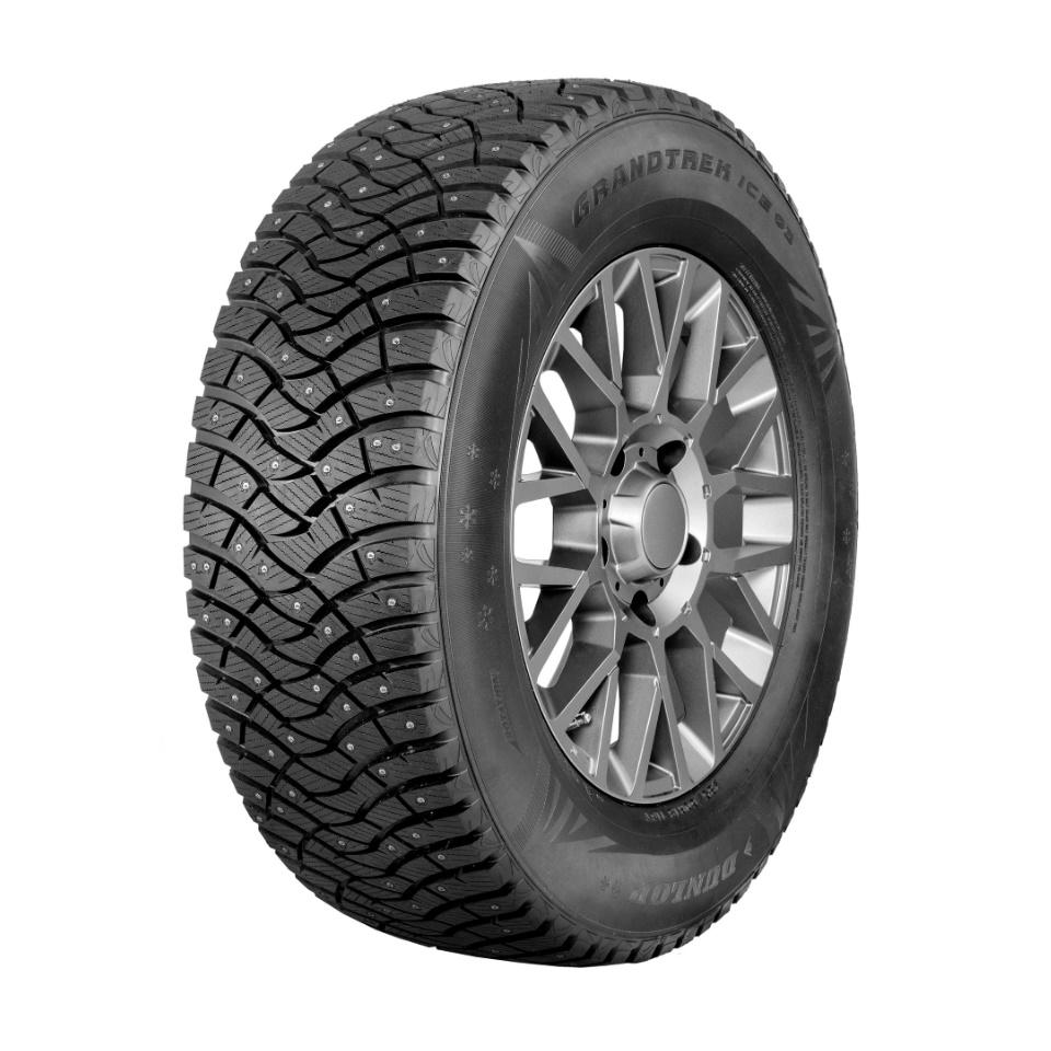 Зимняя шина Dunlop Grandtrek Ice 03 255/50 R20 109T шины автомобильные dunlop grandtrek ice02 285 50 r20 116t шипованные