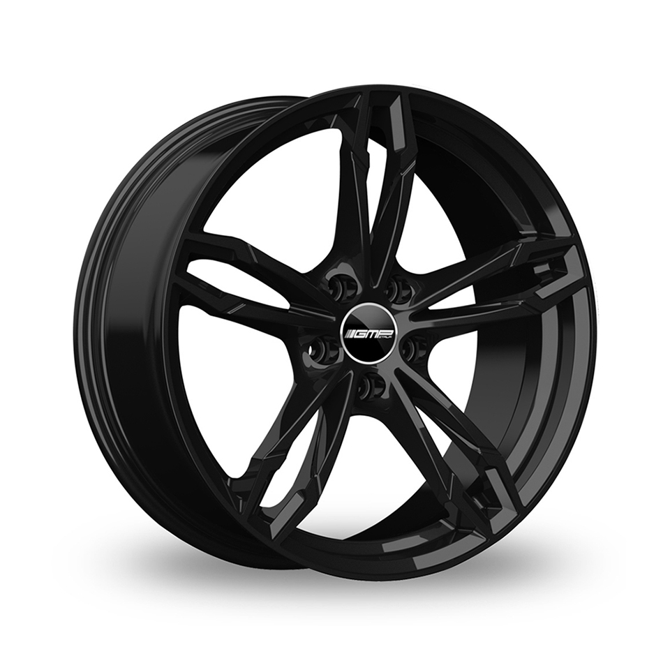 Литой диск Fondmetal Hexis 8x18/5*112 D66.5 ET40 Black Glossy Machined недорого