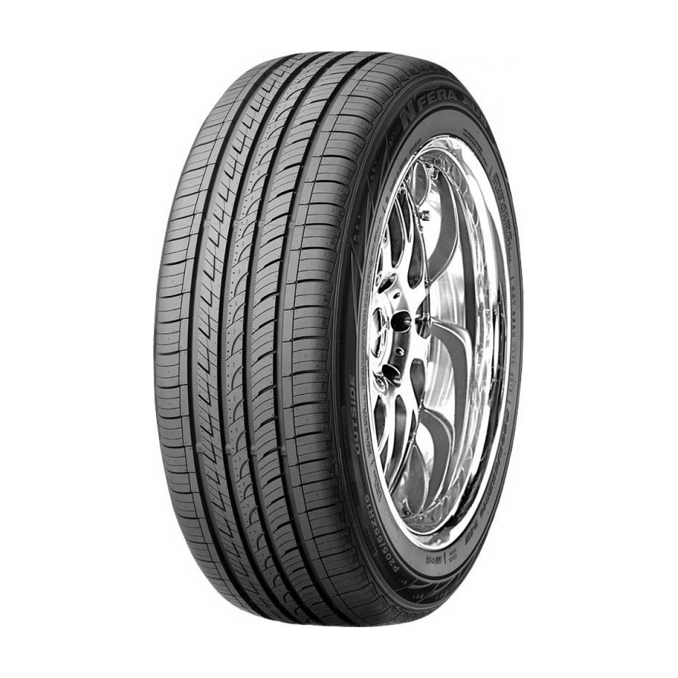 Летняя шина Roadstone N'Fera AU5 старше 3-х лет 235/30 R20 88W фото