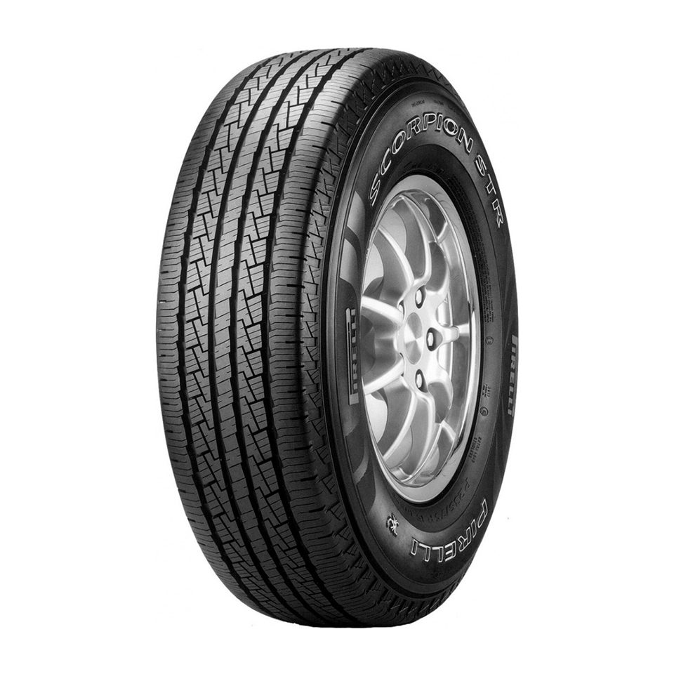 Летняя шина Pirelli Scorpion STR старше 3-х лет 235/55 R17 99H фото