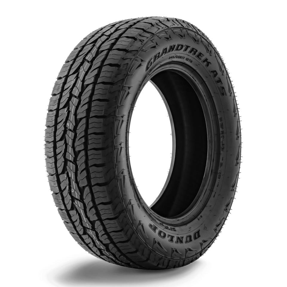 Фото - Летняя шина Dunlop GrandTrek AT5 235/65 R17 108H dunlop grandtrek ice03 235 65 r17 108t шипованные