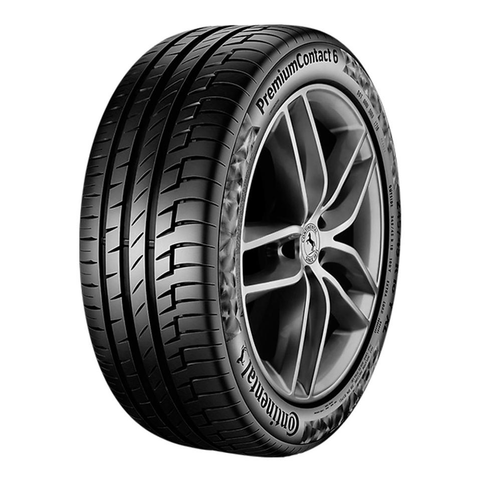 Фото - Летняя шина Continental ContiPremiumContact 6 FR 235/50 R19 99V шина continental premiumcontact 6 235 45 r 19 модель 9295182