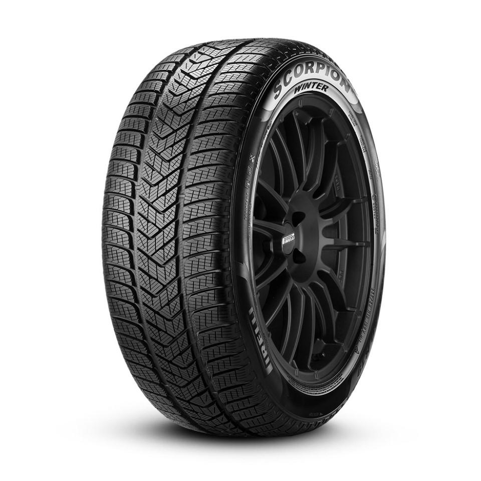 Фото - Зимняя шина Pirelli Scorpion Winter SUV 315/40 R21 115W kraft kr 115w