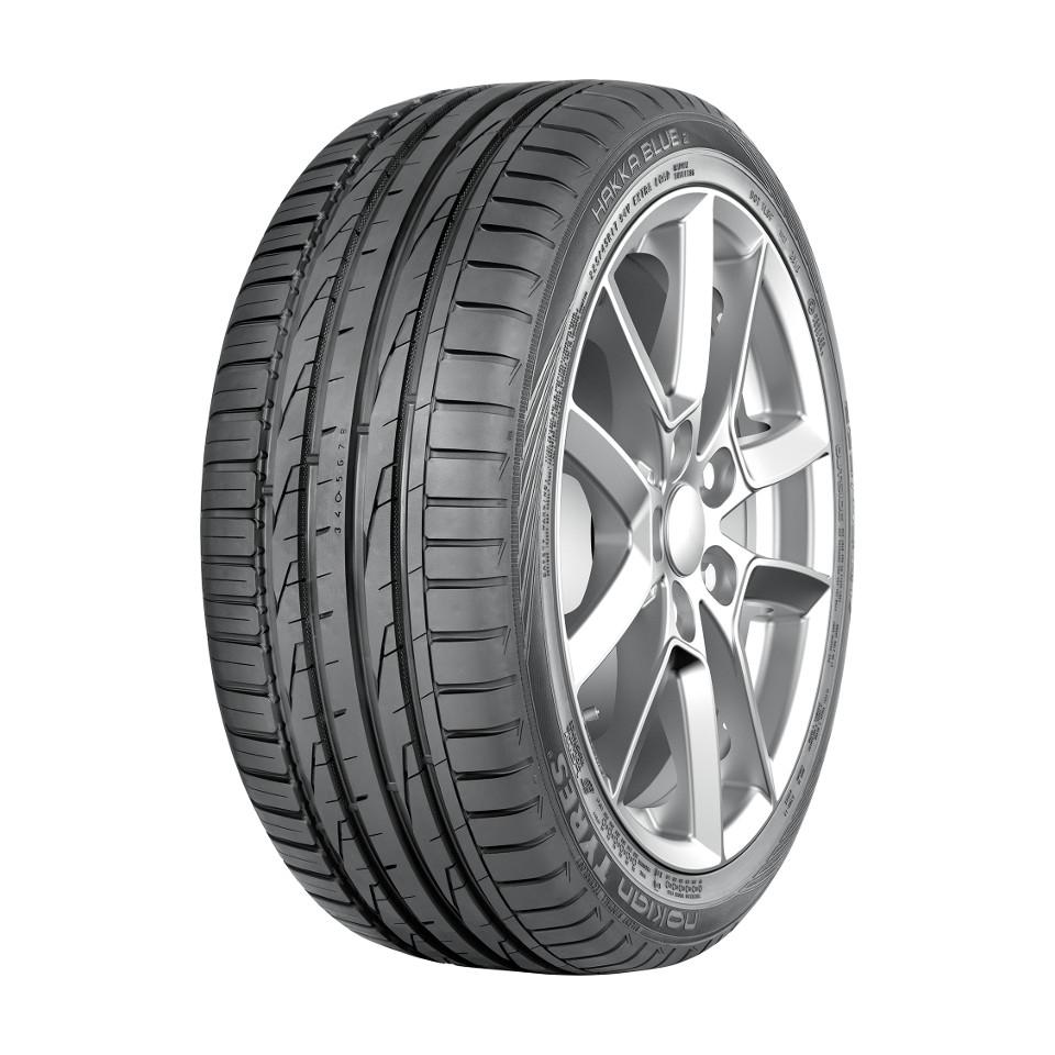Фото - Летняя шина Nokian Hakka Blue 2 195/65 R15 95V nokian tyres hakka van 195 70 r15 104r летняя