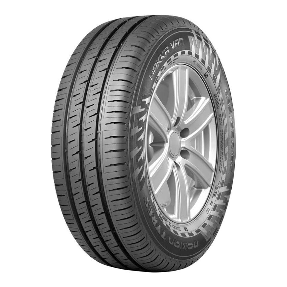 Фото - Летняя шина Nokian Hakka Van 205/70 R15 106/104R nokian tyres hakka van 195 70 r15 104r летняя