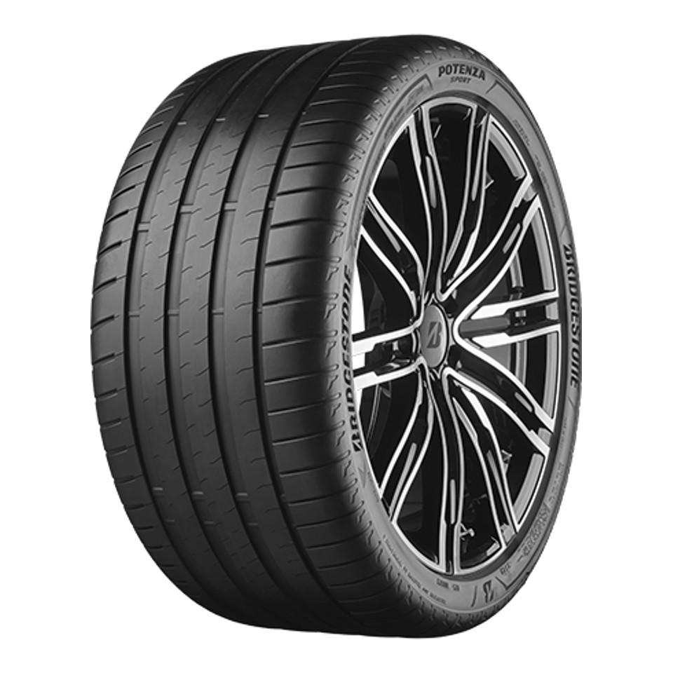 Фото - Летняя шина Bridgestone Potenza Sport 275/35 R19 100Y bridgestone potenza sport 255 40 r19 100y без шипов