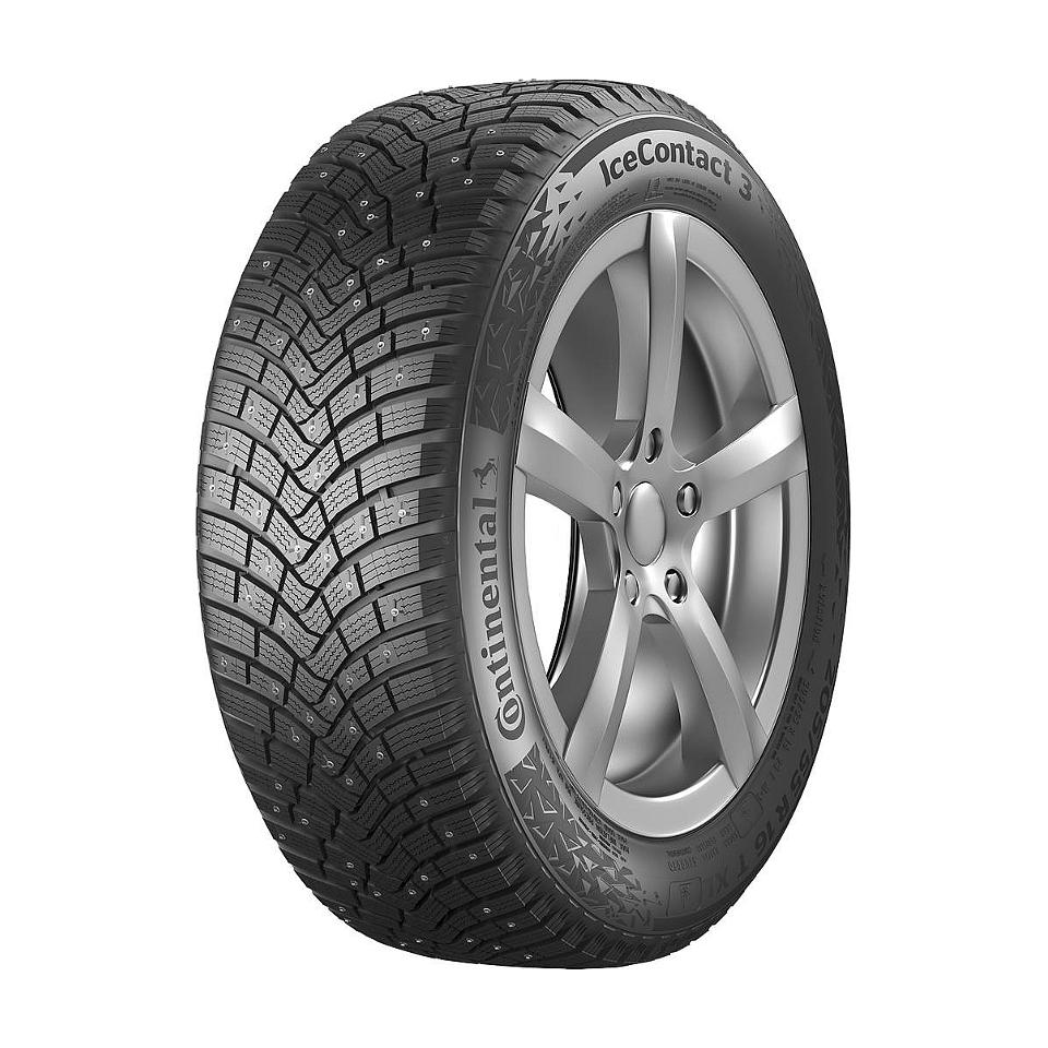 Зимняя шина Continental ContiIceContact 3 ТА 235/65 R18 110T