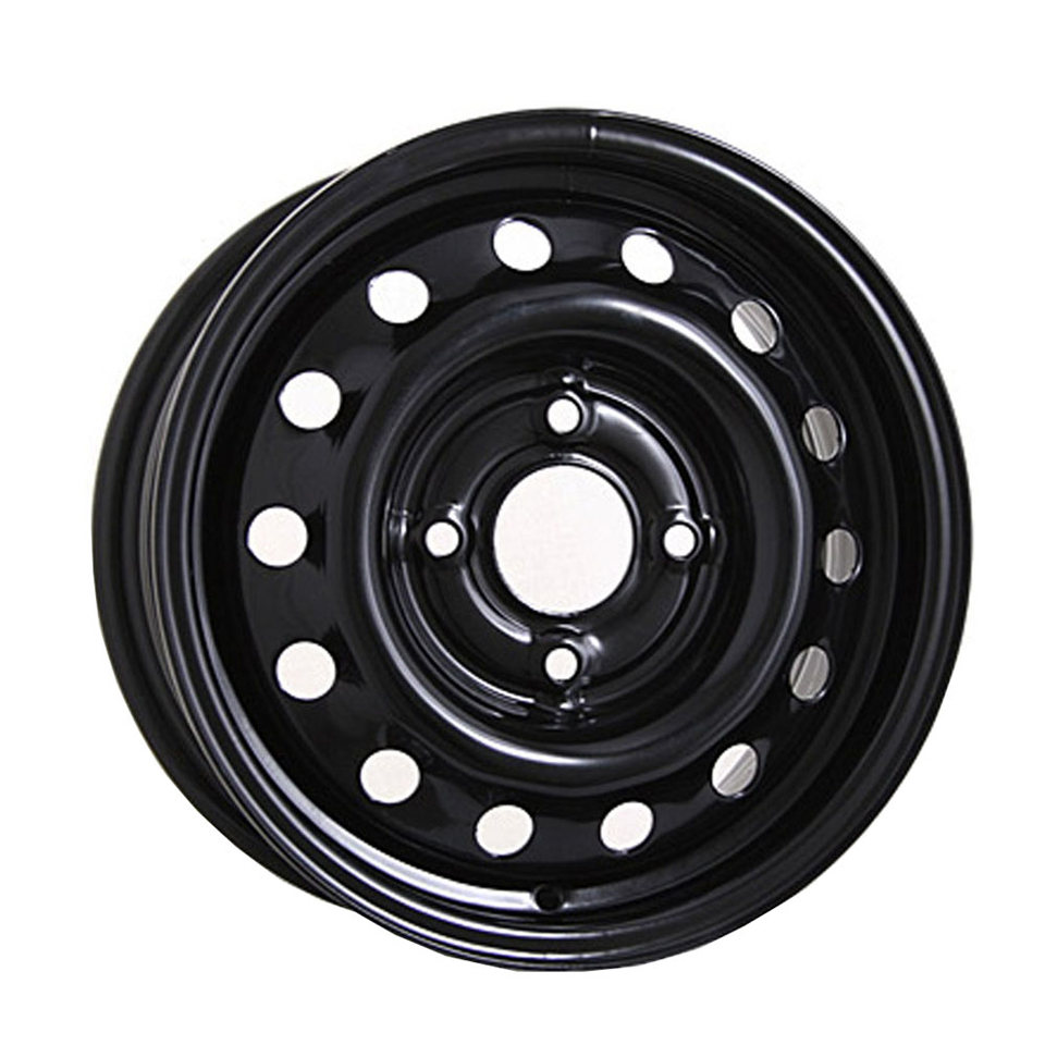 Штампованный диск Magnetto 16013 AM Peugeot Traveller 7x16/5*108 D65.1 ET46 black колесный диск штампованный trebl 9138165 7x16 4 108 et29 d65 1 для peugeot 308 2008