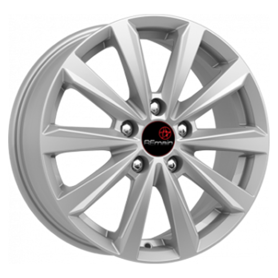 Фото - Литой диск Remain Volkswagen Jetta (R189) 6.5x16/5*112 D57.1 ET50 штампованный диск magnetto vw jetta 6 5x16 5 112 d57 1 et50 black