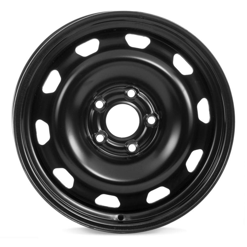 Фото - Штампованный диск ТЗСК Nissan Qashqai 6.5x16/5*114.3 D66.1 ET40 Черный колесный диск тзск nissan qashqai 6 5x16 5x114 3 d66 1 et40 bk