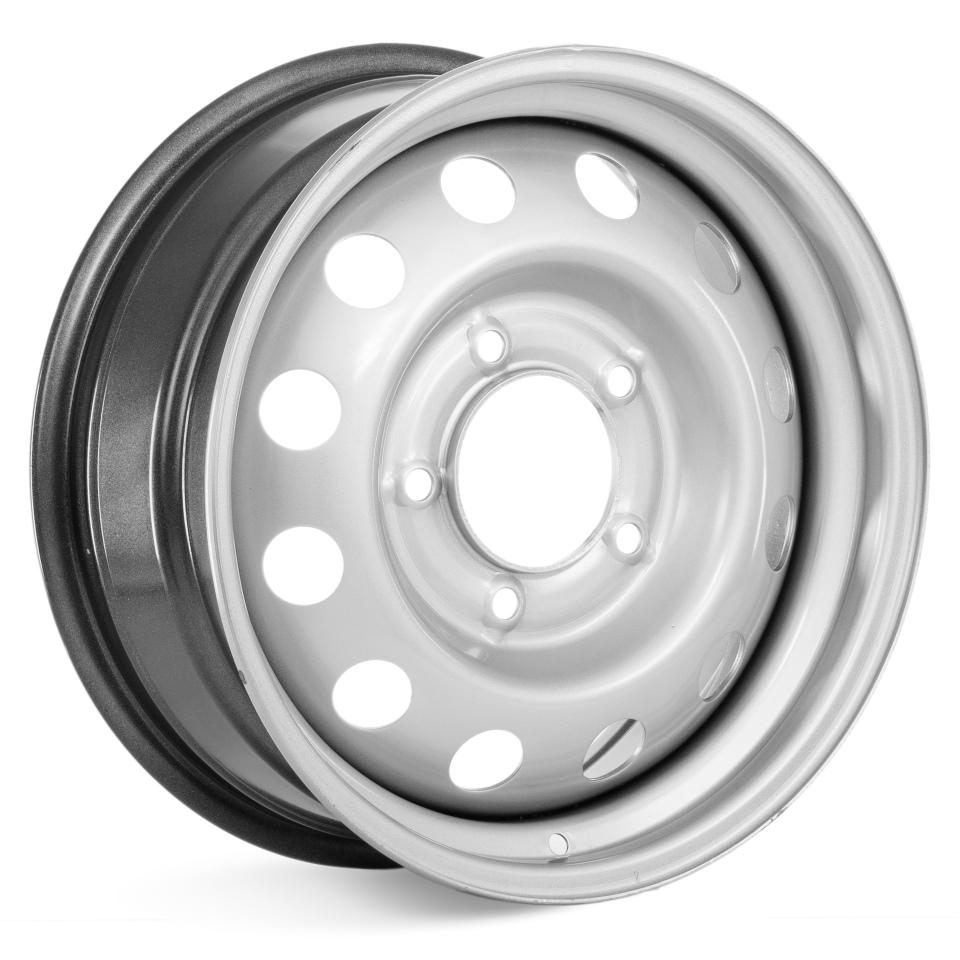 Фото - Штампованный диск ТЗСК Lada 4x4 Urban 6.5x16/5*139.7 D98.5 ET40 Серебро колесный диск тзск nissan qashqai 6 5x16 5x114 3 d66 1 et40 bk