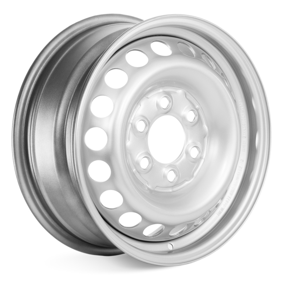 Фото - Штампованный диск TREBL 9487 Mercedes 6.5x16/6*130 D84.1 ET62 Silver штампованный диск trebl 6555 chevrolet 5 5x14 4 114 3 d56 6 et44 silver