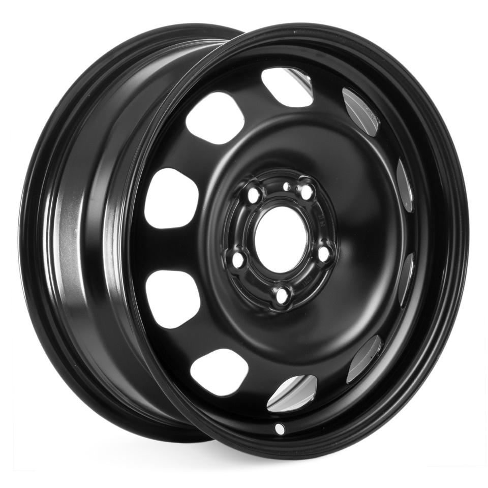 Фото - Штампованный диск Magnetto Renault Duster 16003B 6.5x16/5*114.3 D66.1 ET50 black штампованный диск magnetto lada vesta 15009 6x15 4 100 d60 1 et50 black