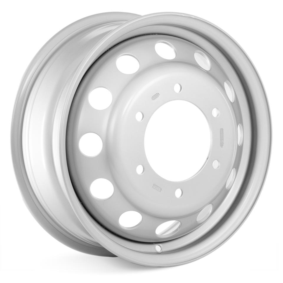 Фото - Штампованный диск Kronprinz 9197 6x16/6*180 D138.8 ET109.5 Silver silver spoon silver spoon жилет школьный синий