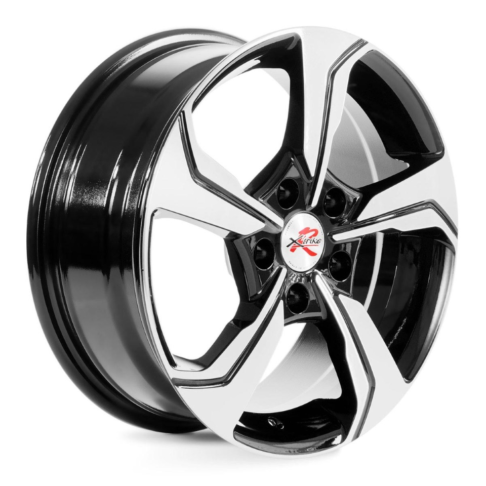 Фото - Литой диск X`trike RST R026 6.5x16/5*114.3 D60.1 ET45 BK/FP колесный диск x trike x 103 5 5x14 4x100 d67 1 et45 bk fp