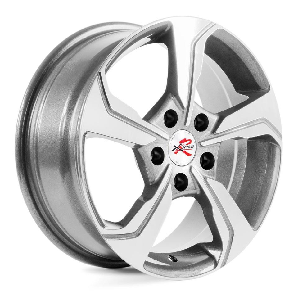 Фото - Литой диск X`trike RST R026 6.5x16/5*114.3 D67.1 ET41 HSB/FP литой диск x trike x 123 6 5x16 5 130 d84 1 et40 hsb fp