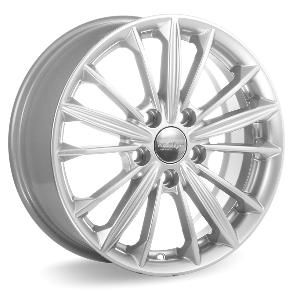 Фото - Литой диск КиК Skoda Octavia (КС871) 6.5x16/5*112 D57.1 ET46 Silver литой диск rial lucca 6 5x16 5 112 d57 1 et46 polar silver