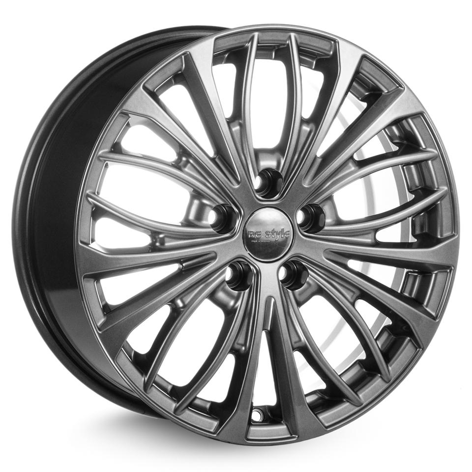 Фото - Литой диск КиК Toyota Camry (КС873) 7.5x17/5*114.3 D60.1 ET45 Дарк платинум литой диск кик lifan x60 кс704 6 5x16 5 114 3 d60 1 et45 silver