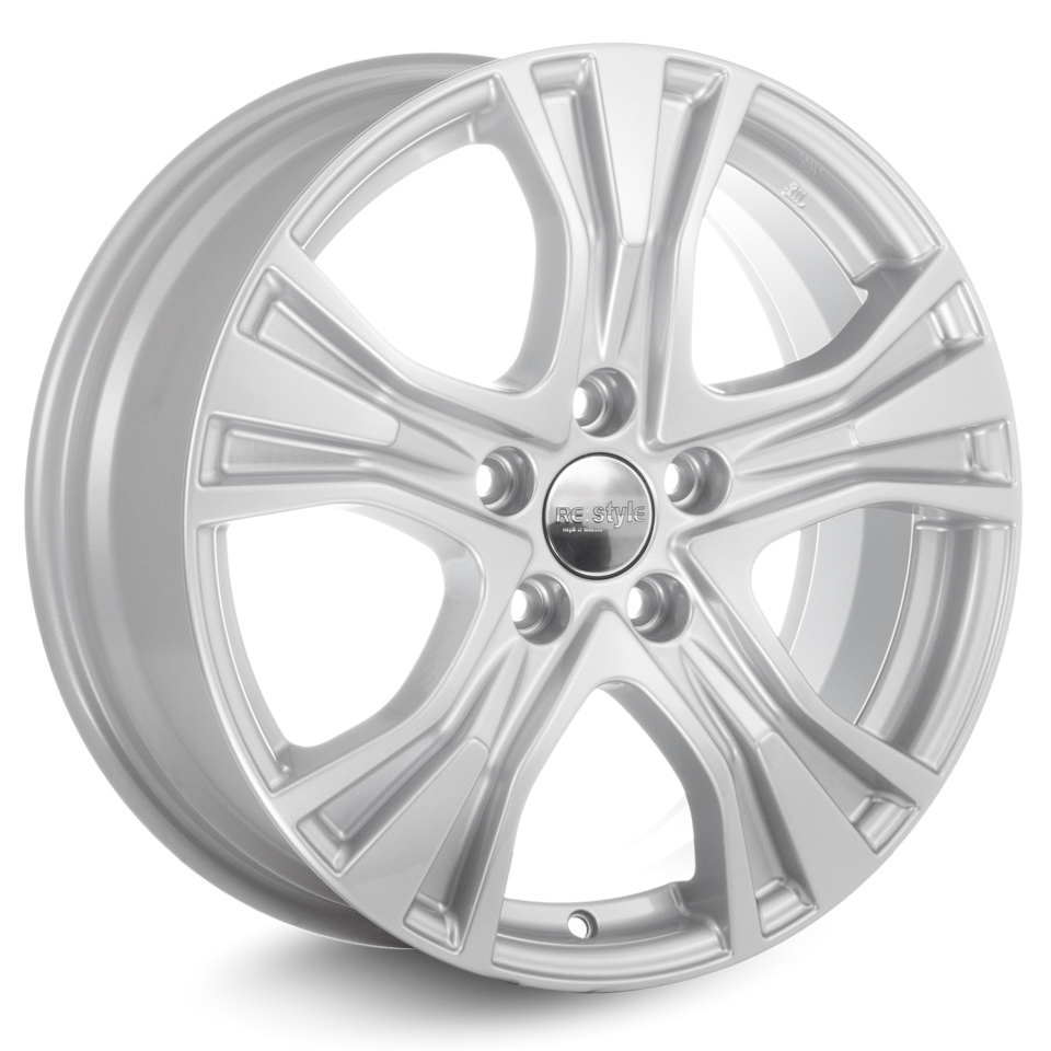 Фото - Литой диск КиК Audi A4 (КС673) 7x17/5*112 D66.6 ET46 Silver литой диск rial lucca 6 5x16 5 112 d57 1 et46 polar silver