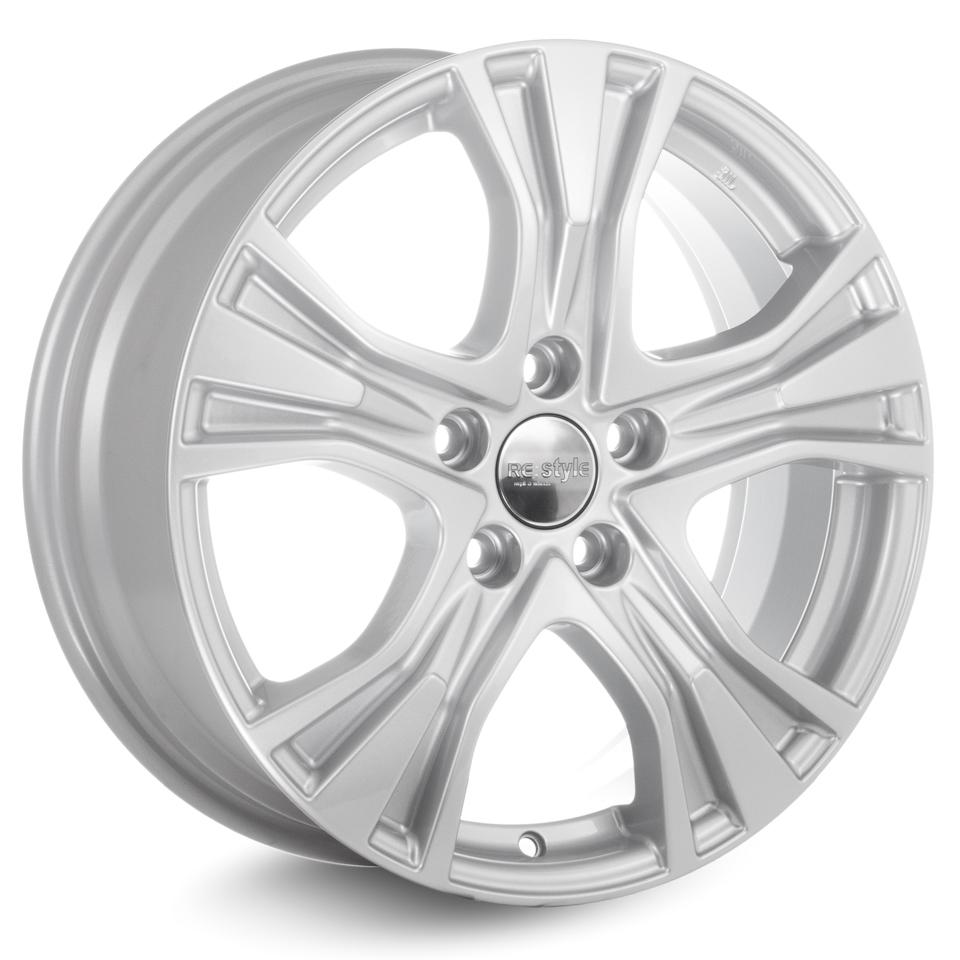Фото - Литой диск КиК Toyota Camry (KC673) 7x17/5*114.3 D60.1 ET45 Silver литой диск кик lifan x60 кс704 6 5x16 5 114 3 d60 1 et45 silver