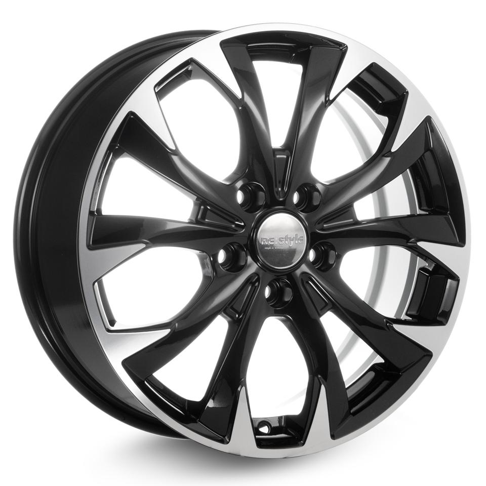 Фото - Литой диск КиК Mazda CX-5 (КС740) 7x17/5*114.3 D67.1 ET50 Алмаз-черный jyj 5 5 2