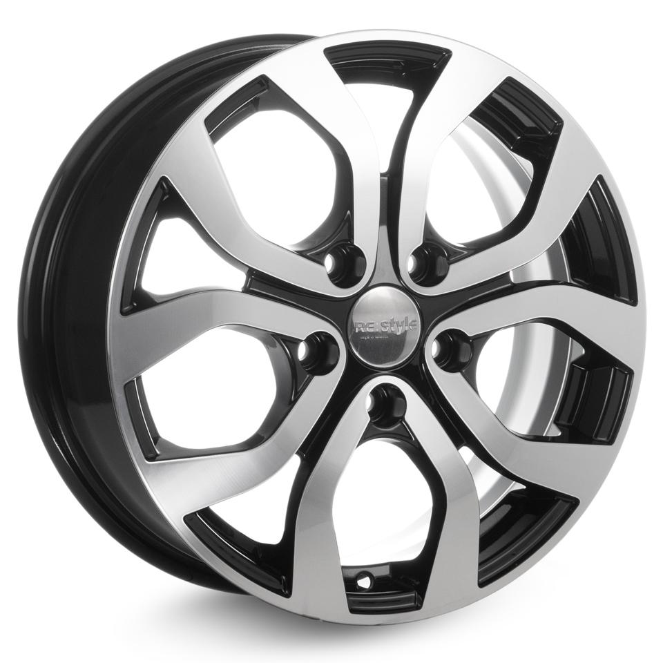 Фото - Литой диск КиК Nissan Terrano (КС704) 6.5x16/5*114.3 D66.1 ET50 Алмаз-черный литой диск кик lifan x60 кс704 6 5x16 5 114 3 d60 1 et45 silver