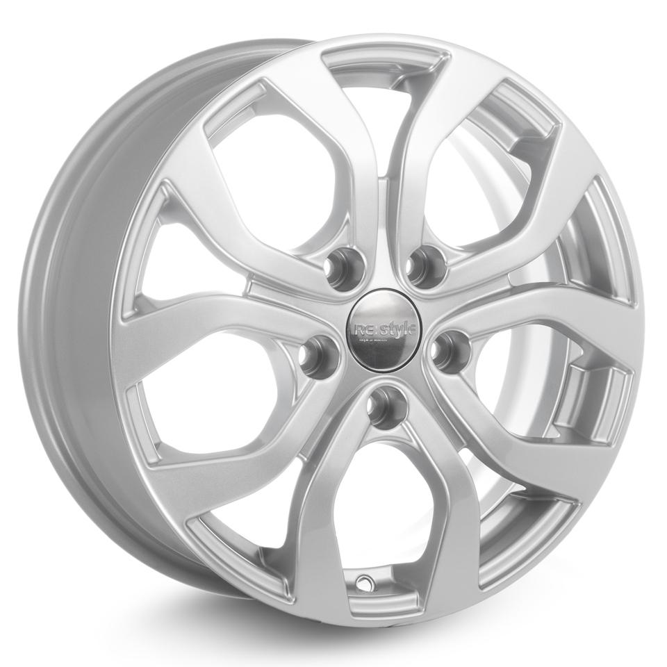 Фото - Литой диск КиК Nissan Terrano (КС704) 6.5x16/5*114.3 D66.1 ET50 Silver литой диск кик lifan x60 кс704 6 5x16 5 114 3 d60 1 et45 silver