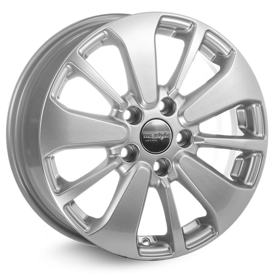 Фото - Литой диск КиК Peugeot 4008 (КС688) 6.5x16/5*114.3 D67.1 ET38 Silver литой диск alutec singa 6 5x16 5 114 3 d67 1 et38 polar silver
