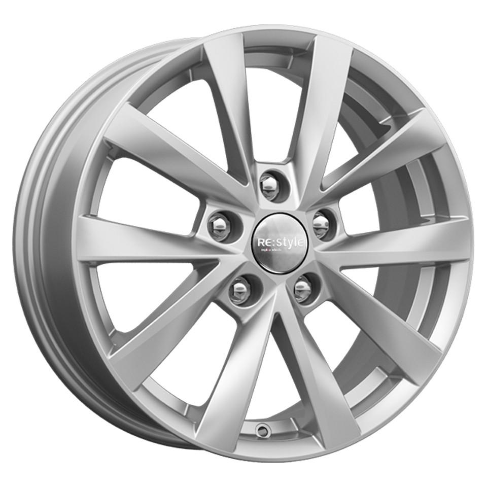 Фото - Литой диск КиК Skoda Octavia (КС863) 6.5x16/5*112 D57.1 ET46 Silver литой диск rial lucca 6 5x16 5 112 d57 1 et46 polar silver