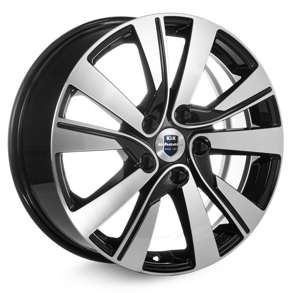 Фото - Литой диск КиК Mazda CX-5 (КС749) 7x17/5*114.3 D67.1 ET50 Алмаз-черный jyj 5 5 2