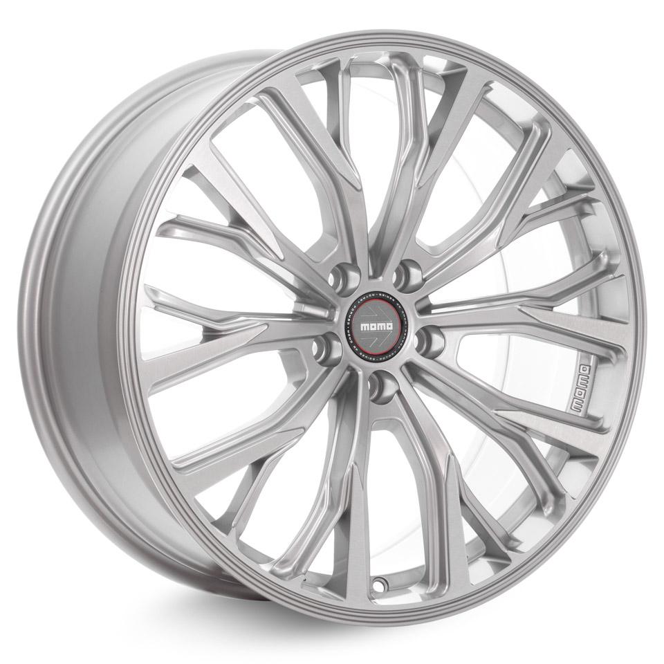 Литой диск Momo SUV RF-02 9x20/5*120 D72.5 ET45 Titan Silver Brushed литой диск momo suv rf 02 9x20 5 120 d72 5 et45 titan silver brushed