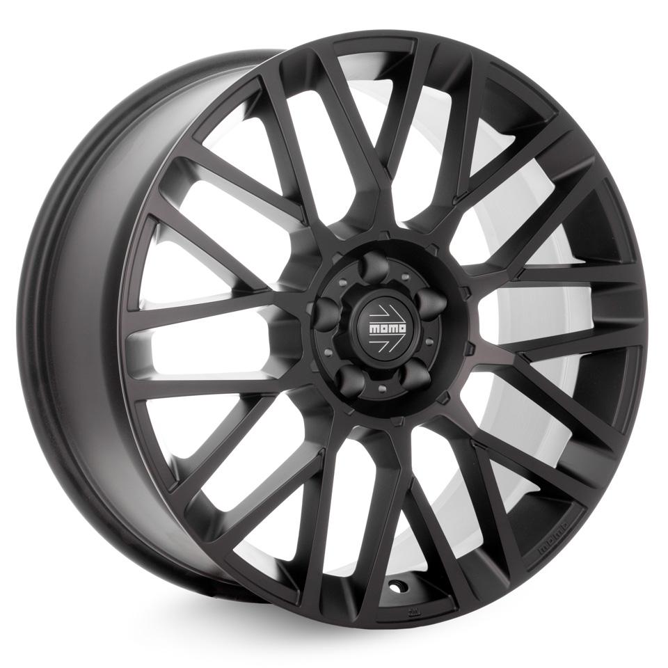 Фото - Литой диск Momo Revenge 8x18/5*112 D66.6 ET35 Matt Black литой диск alutec m10 6 5x16 5 112 d66 5 et44 racing black