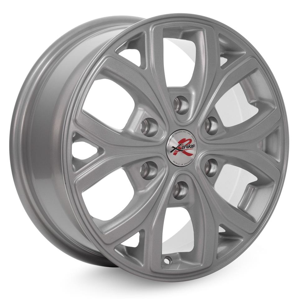 Литой диск X`trike RST R056 6.5x16/6*139.7 D92.5 ET50 HSL диск колесный x trike x 124 6 5xr16 4x98 ет35 цо58 5 белый 74535