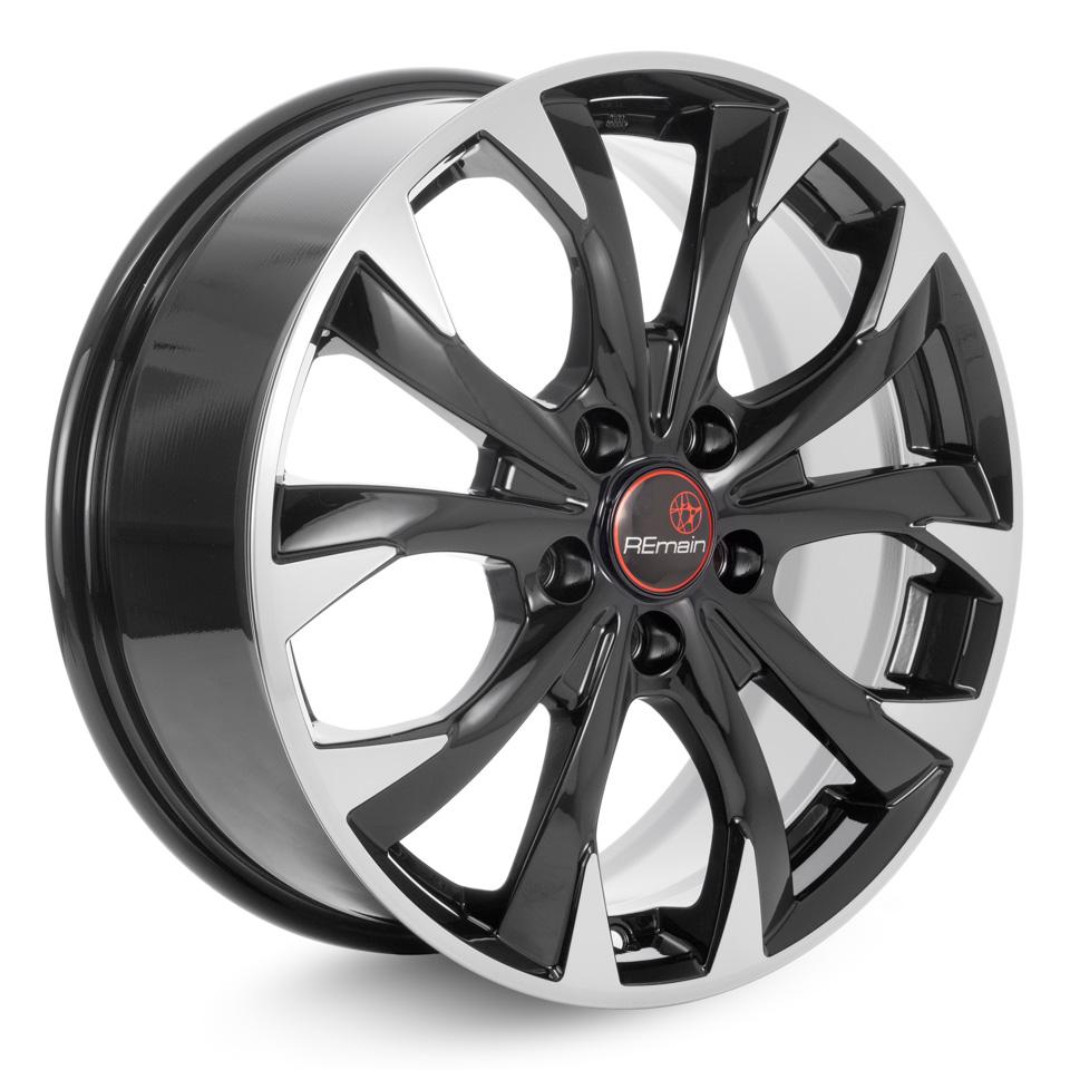 Фото - Литой диск Remain Mazda CX-5 (R152) 7x17/5*114.3 D67.1 ET50 Алмаз-черный обвес для mazda cx 5 2011 2015