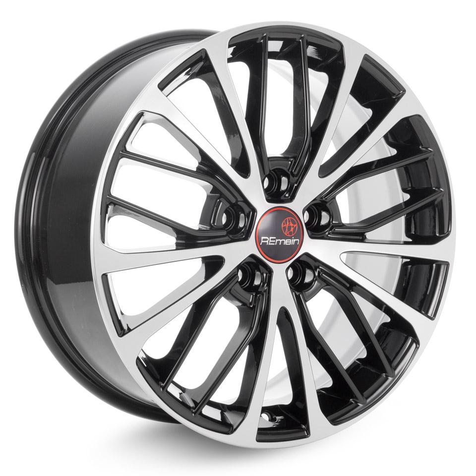Фото - Литой диск Remain Hyundai i40 (R194) 7x17/5*114.3 D67.1 ET45 Алмаз-черный литой диск remain kia sportage r203 7x17 5 114 3 d67 1 et48 5 алмаз черный