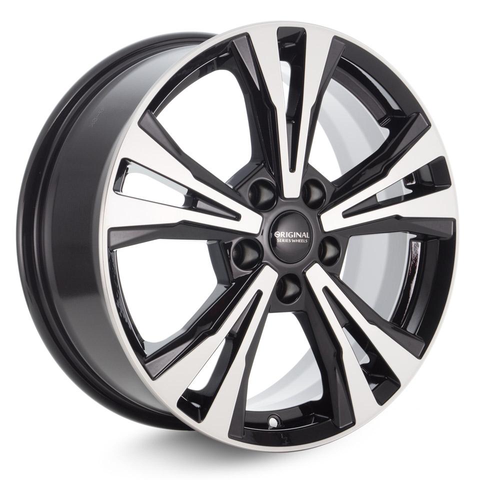 Литой диск СКАД Volkswagen Tiguan (KL-322) 7x17/5*112 D57.1 ET40 Алмаз