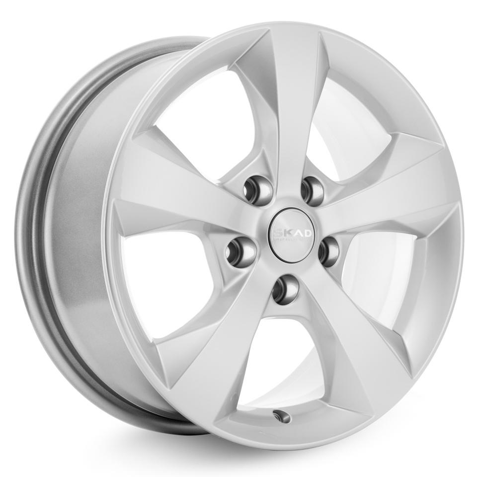 Фото - Литой диск СКАД Кельн 7x16/5*112 D66.6 ET40 Селена литой диск rial m10 7x16 5 112 d66 5 et38 metal grey