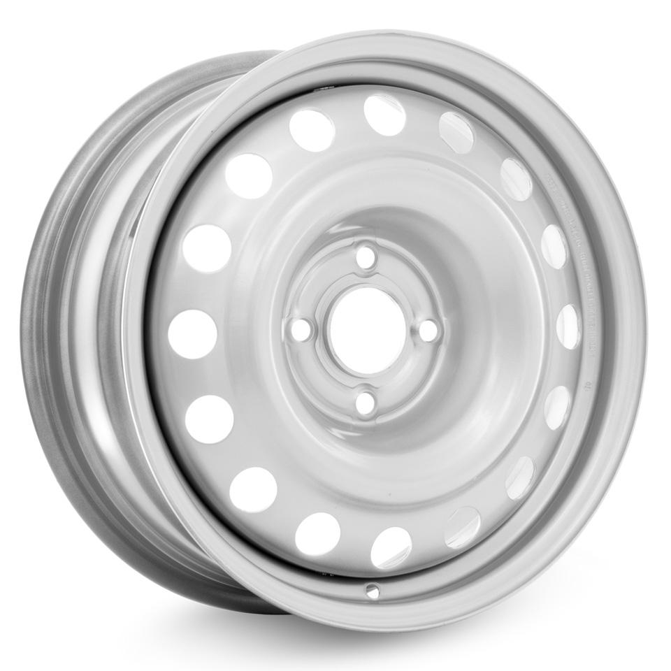 Фото - Штампованный диск TREBL X40031 Ford 6.5x16/4*108 D63.3 ET37.5 Silver штампованный диск trebl 9695t peugeot 6 5x16 4 108 d65 1 et31 black