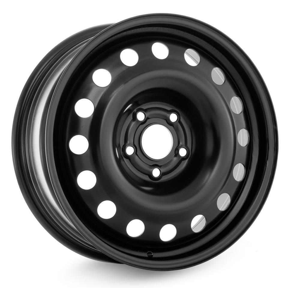 Фото - Штампованный диск TREBL Haval F7 R-1723 6.5x17/5*114.3 D64.1 ET40 Black штампованный диск trebl mitsubishi outlander r 1722 6 5x17 5 114 3 d67 1 et38 black