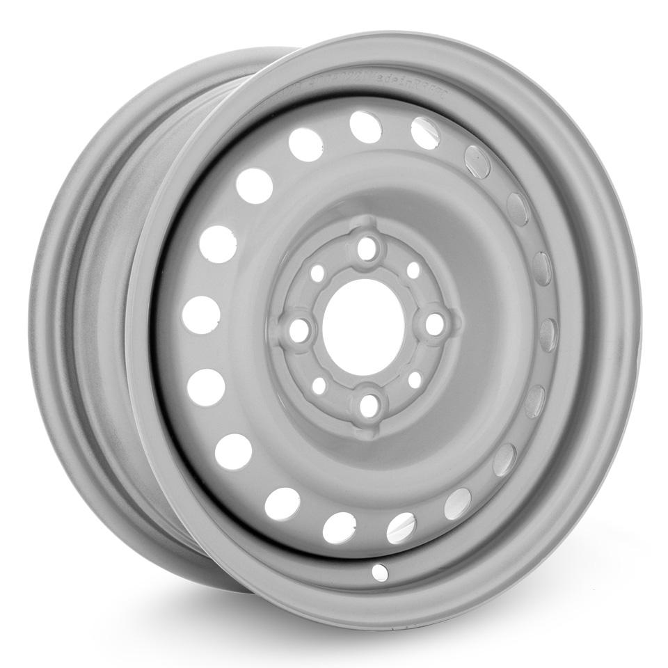 Штампованный диск TREBL 42B29С P Lada 5x13/4*98 D60.1 ET29 Silver колесный диск штампованный trebl 9138165 7x16 4 108 et29 d65 1 для peugeot 308 2008