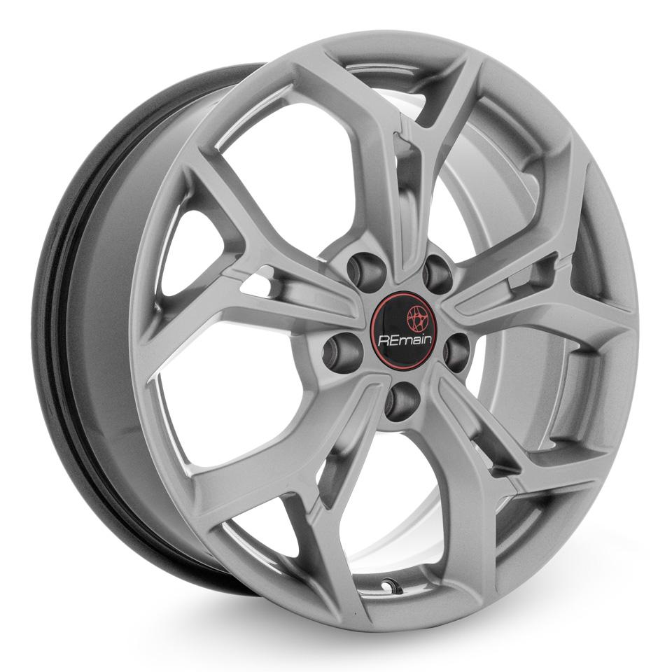 Фото - Литой диск Remain Volkswagen Tiguan (R203) 7x17/5*112 D57.1 ET40 Сильвер S литой диск remain kia sportage r203 7x17 5 114 3 d67 1 et48 5 алмаз черный