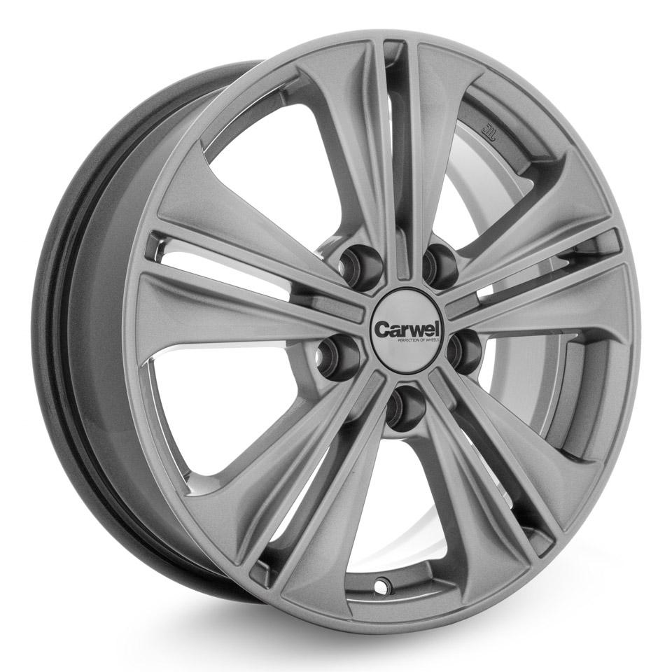 Фото - Литой диск Remain Hyundai Creta (R106) 6x16/5*114.3 D67.1 ET43 Сильвер S legeartis ct hnd224 6x16 5x114 3 d67 1 et43 5 s