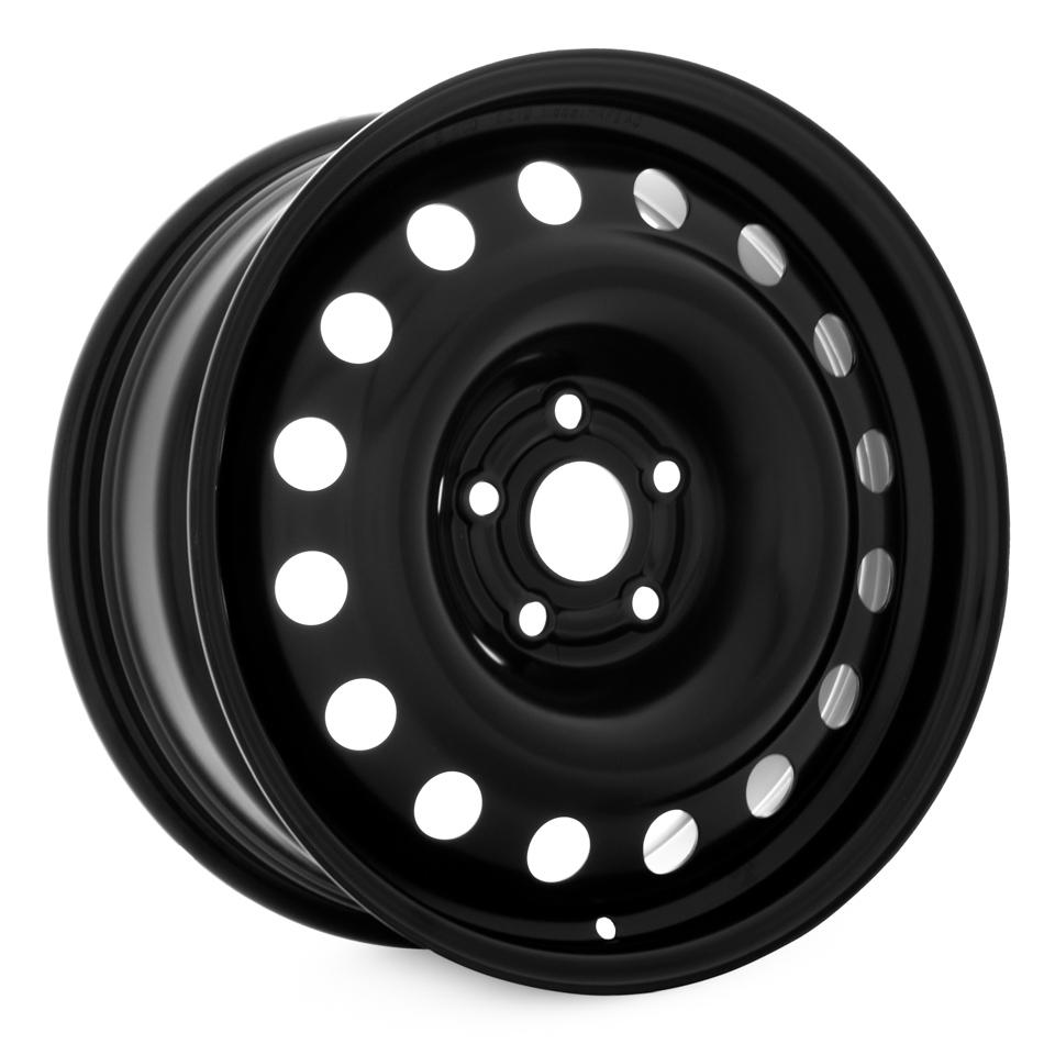 Фото - Штампованный диск TREBL 9987T Toyota 7x17/5*114.3 D60.1 ET39 Black trebl 7625 trebl 6 5x16 5x114 3 d60 1 et39 black